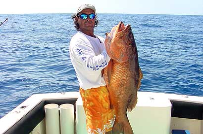 Deep sea and inshore fishing package for Best time to go deep sea fishing in the gulf